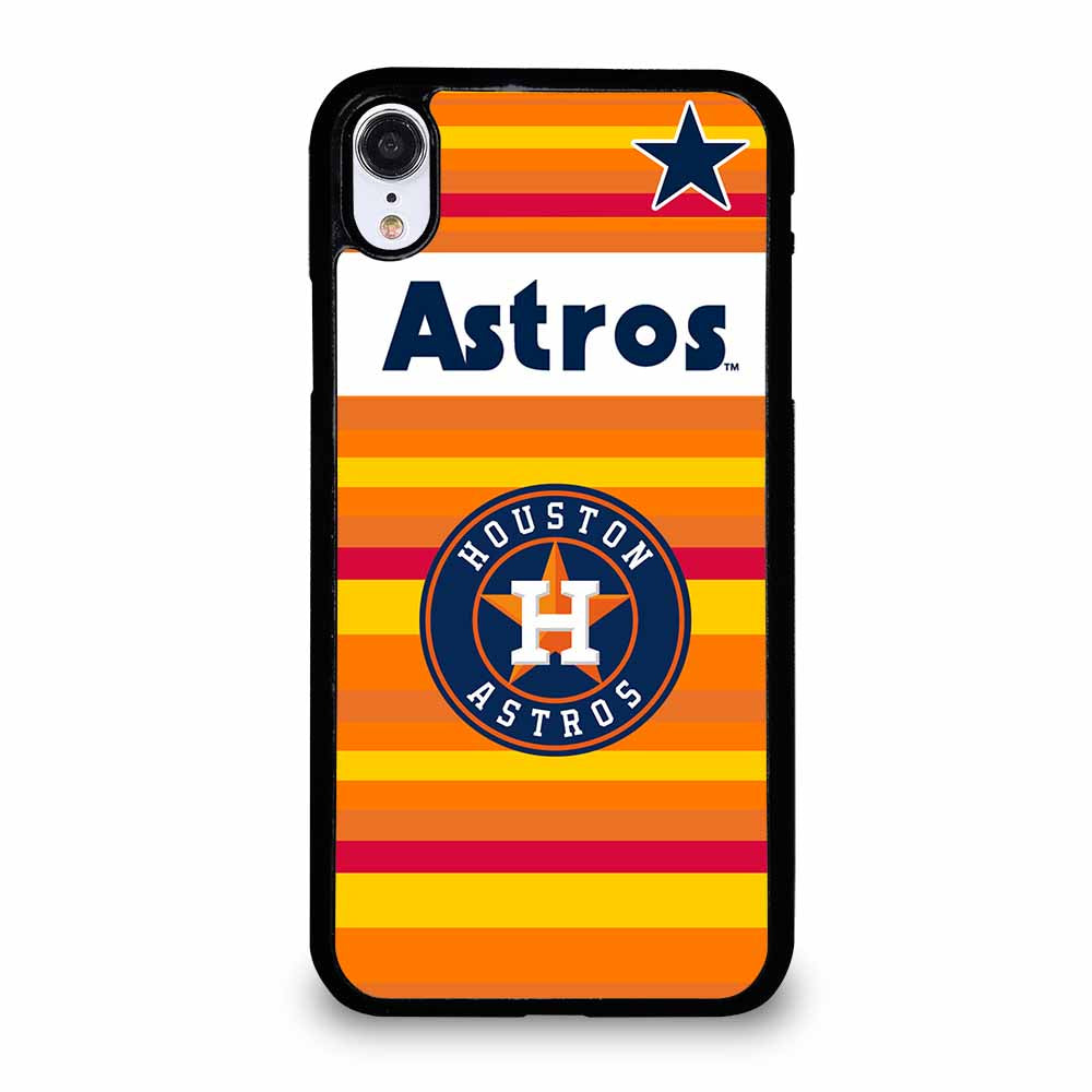 HOUSTON ASTROS MLB #1 iPhone XR Case