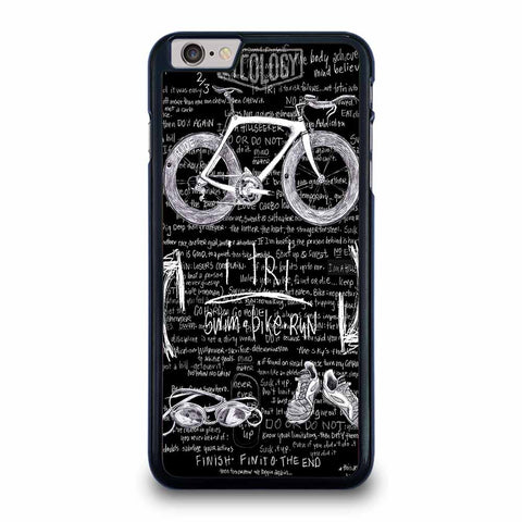 IRONMAN TRIATHLON ICON 1 iPhone 6 / 6s Plus Case