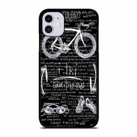 IRONMAN TRIATHLON ICON 1 iPhone 11 Case