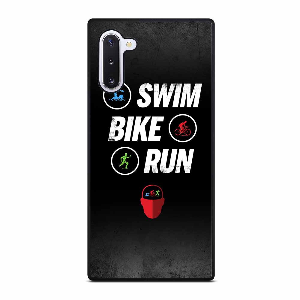 IRONMAN TRIATHLON ICON Samsung Galaxy Note 10 Case