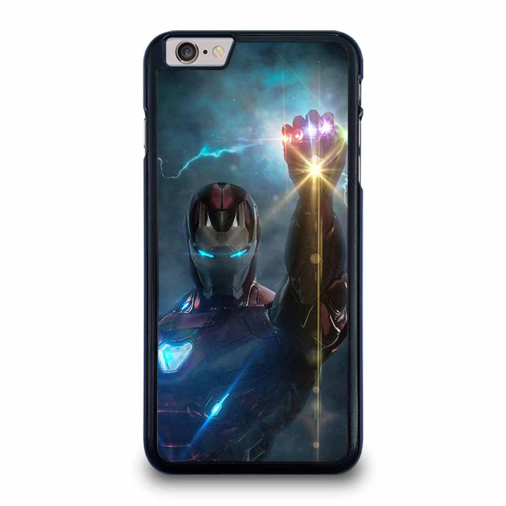 IRON MAN NEW THANOS HAND iPhone 6 / 6s Plus Case