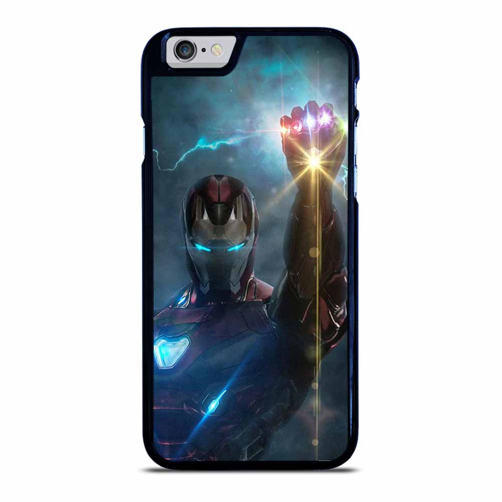 IRON MAN NEW THANOS HAND iPhone 6 / 6S Case