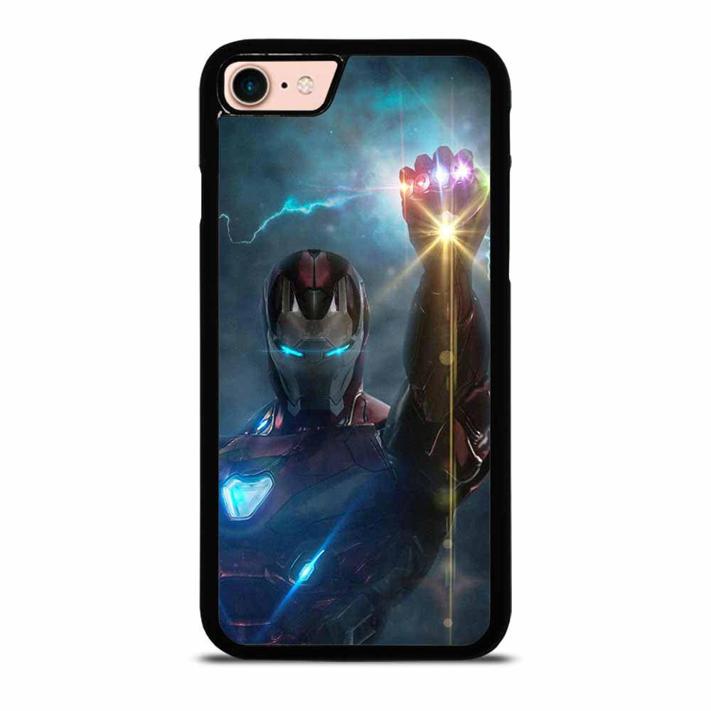 IRON MAN NEW THANOS HAND iPhone 7 / 8 Case
