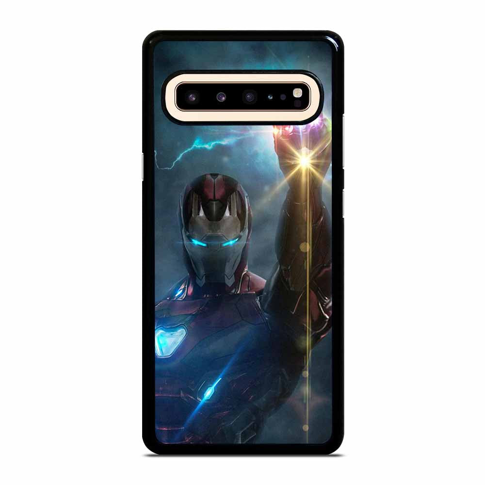 IRON MAN NEW THANOS HAND Samsung Galaxy S10 5G Case