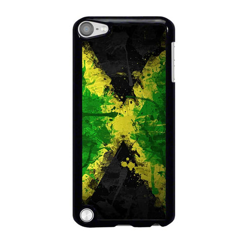 JAMAICAN FLAG ART iPod 5 Case