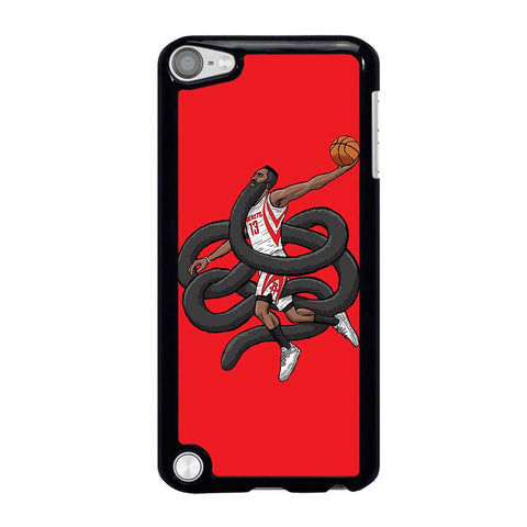 JAMES HARDEN ILLUSTRATION iPod 5 Case