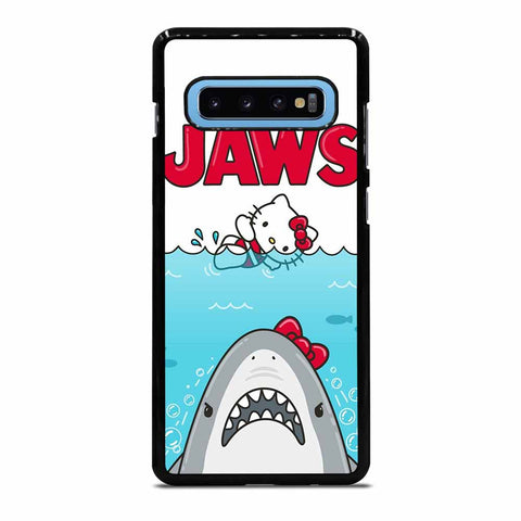 JAWS HELLO KITTY Samsung Galaxy S10 Plus Case