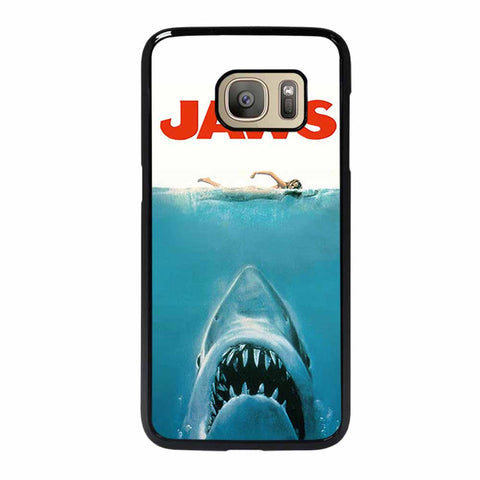 JAWS SHARKS Samsung Galaxy S7 Case