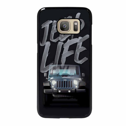 JEEP LIVE Samsung Galaxy S7 Case