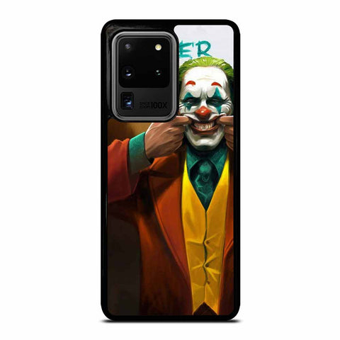 JOKER SMILE Samsung S20 Ultra Case