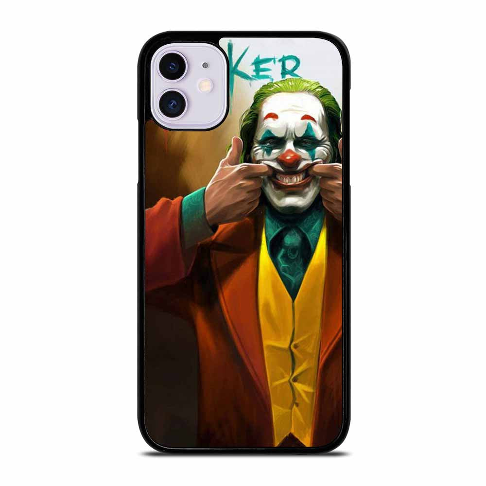 JOKER SMILE iPhone 11 Case