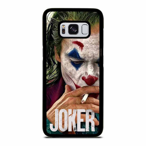 JOKER SMOKE Samsung Galaxy S8 Case