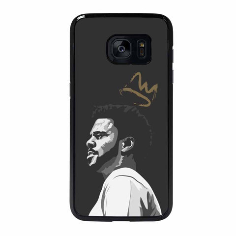 J COLE CLIPART Samsung Galaxy S7 Edge Case