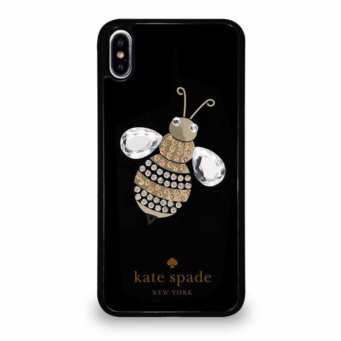 KATE SPADE DIAMOND BEE iPhone XS Max case