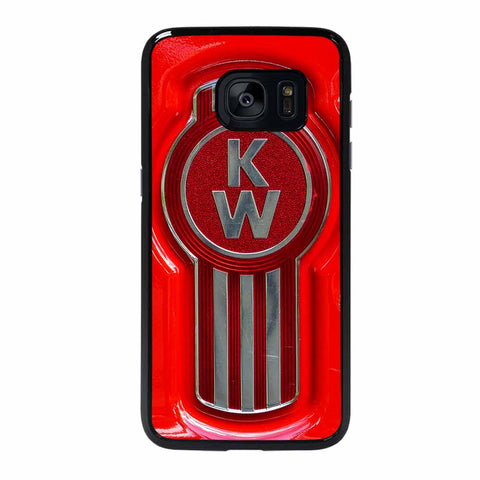 KENWORTH TRUCK ICON Samsung Galaxy S7 Edge Case