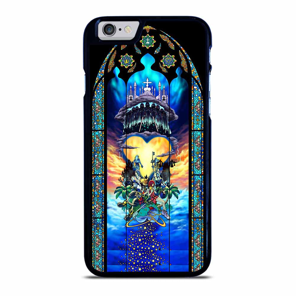 KINGDOM HEARTS STAINED GLASS ART iPhone 6 / 6S Case