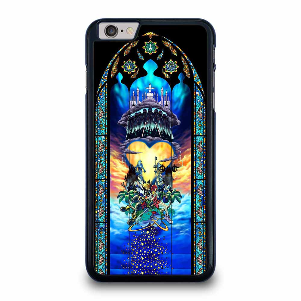 KINGDOM HEARTS STAINED GLASS ART iPhone 6 / 6s Plus Case