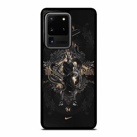 KOBE BRYANT BLACK MAMBA ICON Samsung S20 Ultra Case