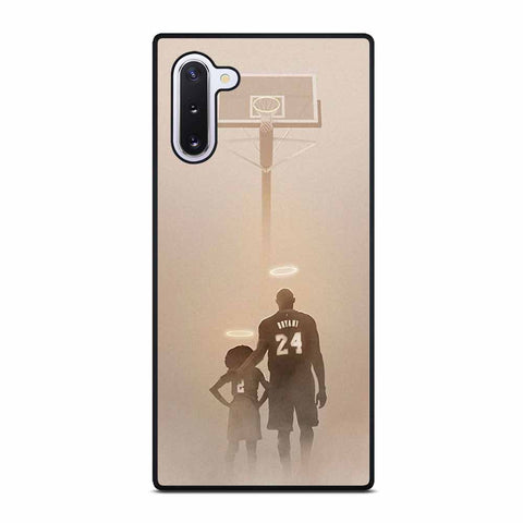KOBE AND GIGI BRYANT 1 Samsung Galaxy Note 10 Case