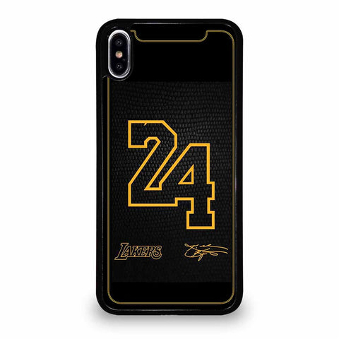 KOBE BRYANT 24 iPhone XS Max case