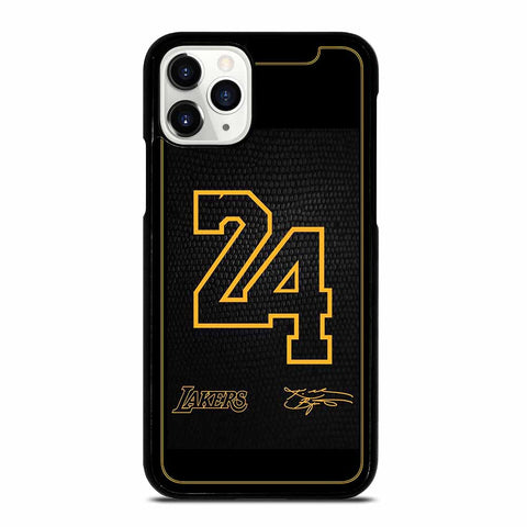 KOBE BRYANT 24 iPhone 11 Pro Case