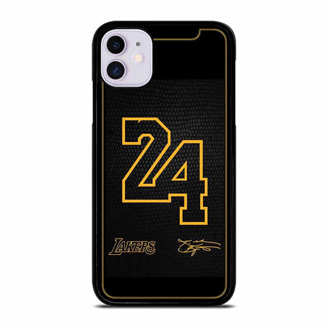 KOBE BRYANT 24 iPhone 11 Case