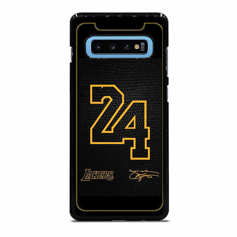KOBE BRYANT 24 Samsung Galaxy S10 Plus Case