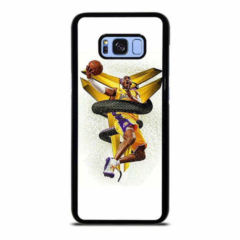 KOBE BRYANT BLACK MAMBA #1 Samsung Galaxy S8 Plus Case