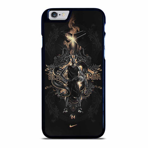 KOBE BRYANT BLACK MAMBA ICON iPhone 6 / 6S Case