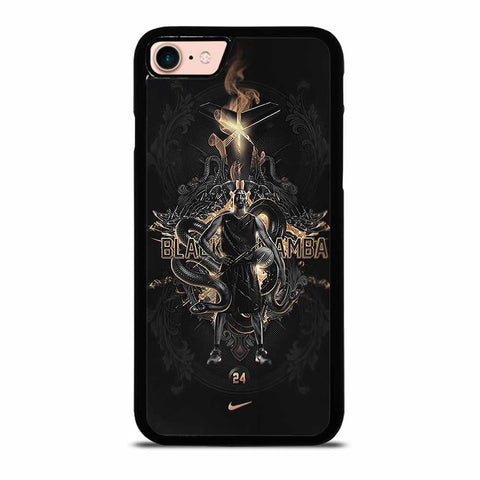 KOBE BRYANT BLACK MAMBA ICON iPhone 7 / 8 Case