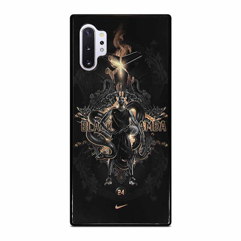 KOBE BRYANT BLACK MAMBA ICON Samsung Galaxy Note 10 Plus Case
