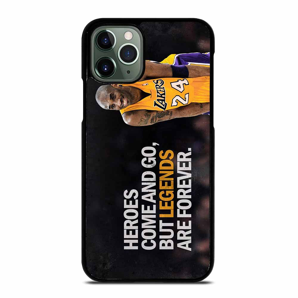 KOBE BRYANT LA LAKERS iPhone 11 Pro Max Case