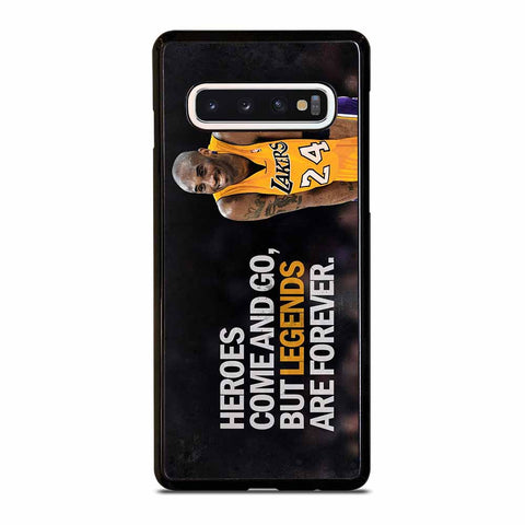 KOBE BRYANT LA LAKERS Samsung Galaxy S10 Case