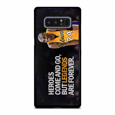 KOBE BRYANT LA LAKERS Samsung Galaxy Note 8 case