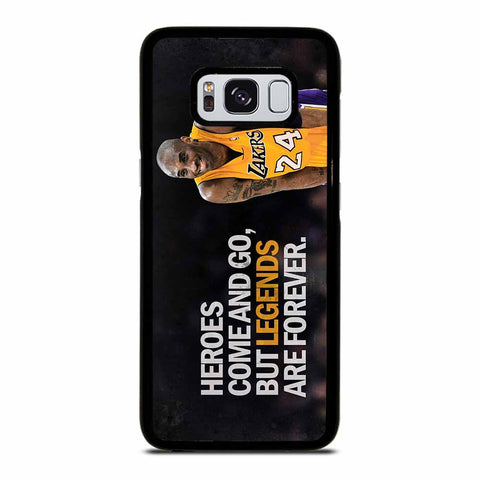 KOBE BRYANT LA LAKERS Samsung Galaxy S8 Case