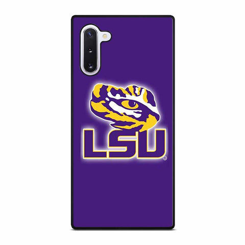 LSU TIGERS Samsung Galaxy Note 10 Case