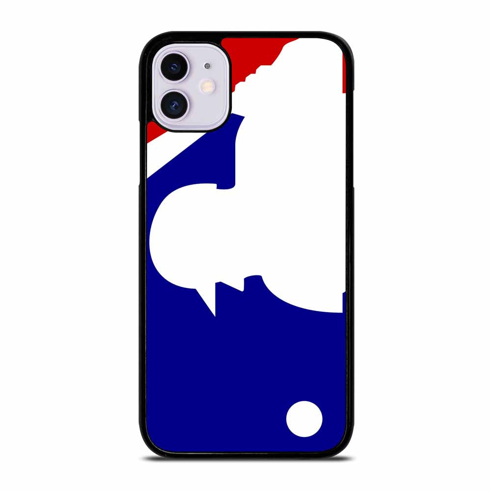 MAJOR LEAGUE BASEBALL LOGO iPhone 11 Case