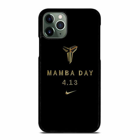 MAMBA DAY KOBE BRYANT LAKERS iPhone 11 Pro Max Case