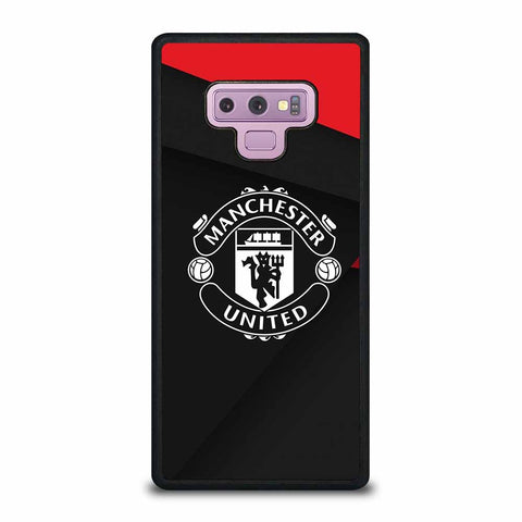MANCHESTER UNITED LOGO Samsung Galaxy Note 9 case