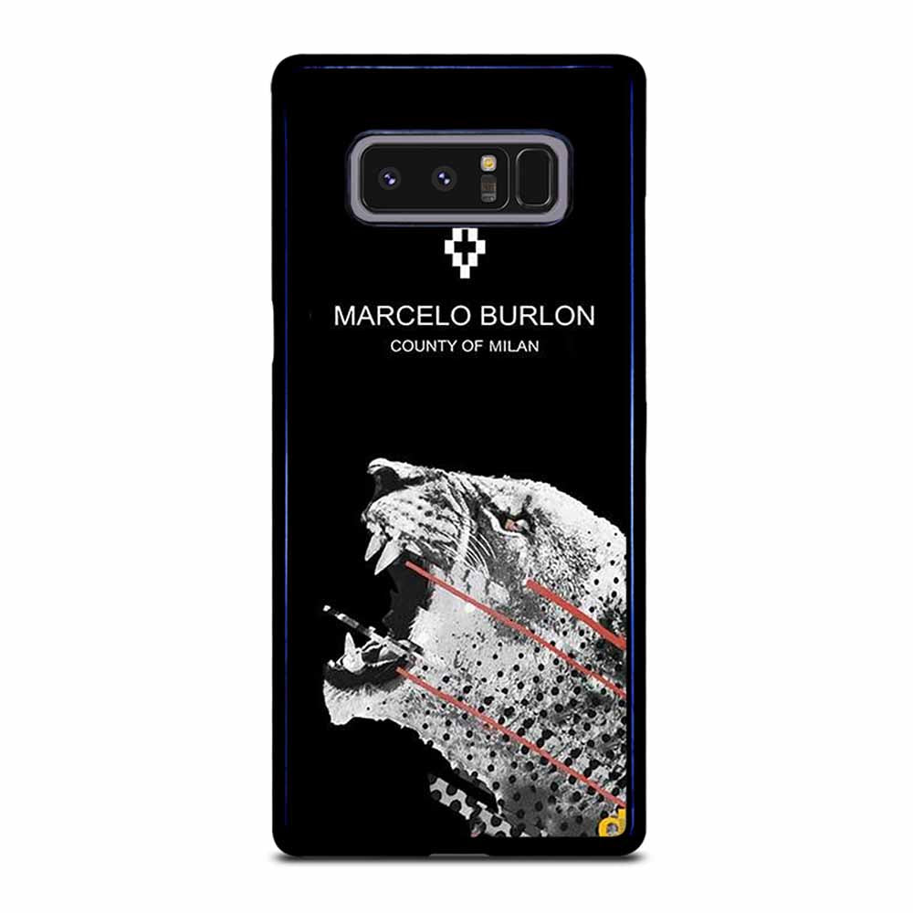 MARCELO BURLON TIGER Samsung Galaxy Note 8 case