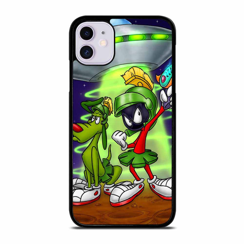 MARVIN THE MARTIAN UFO iPhone 11 Case