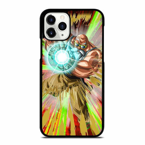 MASTER ROSHI KAMEHAME iPhone 11 Pro Case