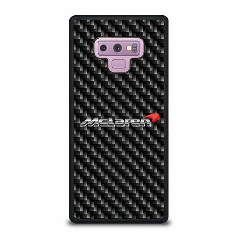 MCLAREN Samsung Galaxy Note 9 case