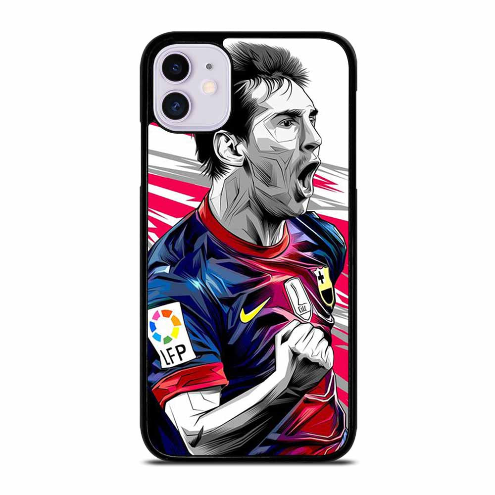 MESSI ART iPhone 11 Case