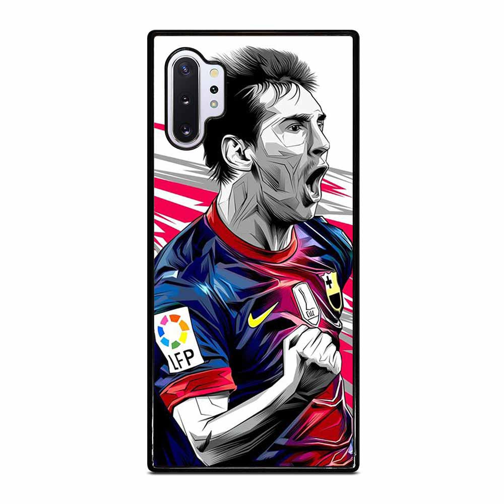 MESSI ART Samsung Galaxy Note 10 Plus Case