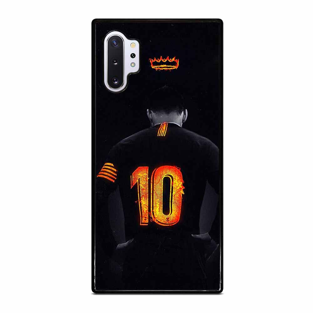 MESSI KING Samsung Galaxy Note 10 Plus Case