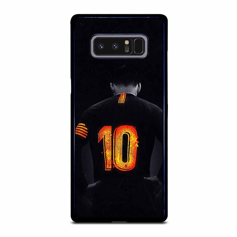 MESSI KING Samsung Galaxy Note 8 case