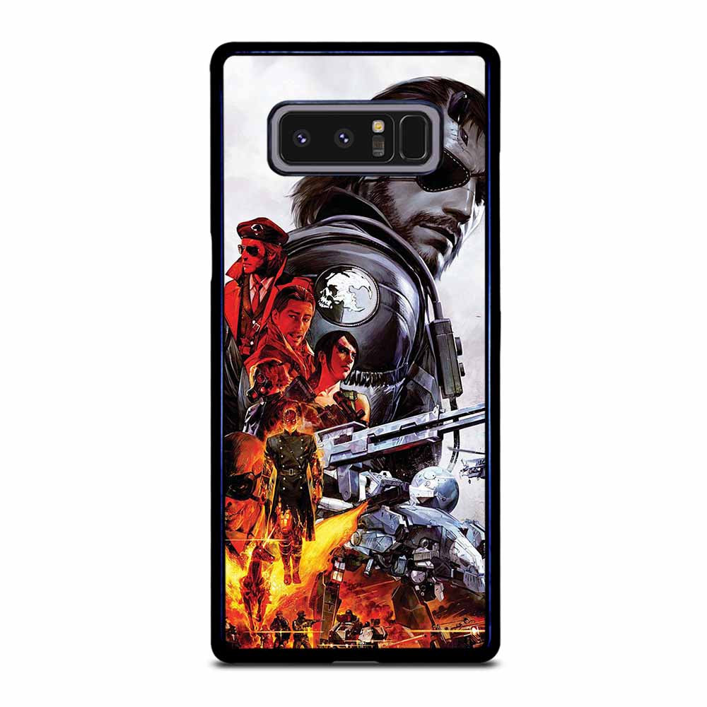 METAL GEAR SOLID Samsung Galaxy Note 8 case