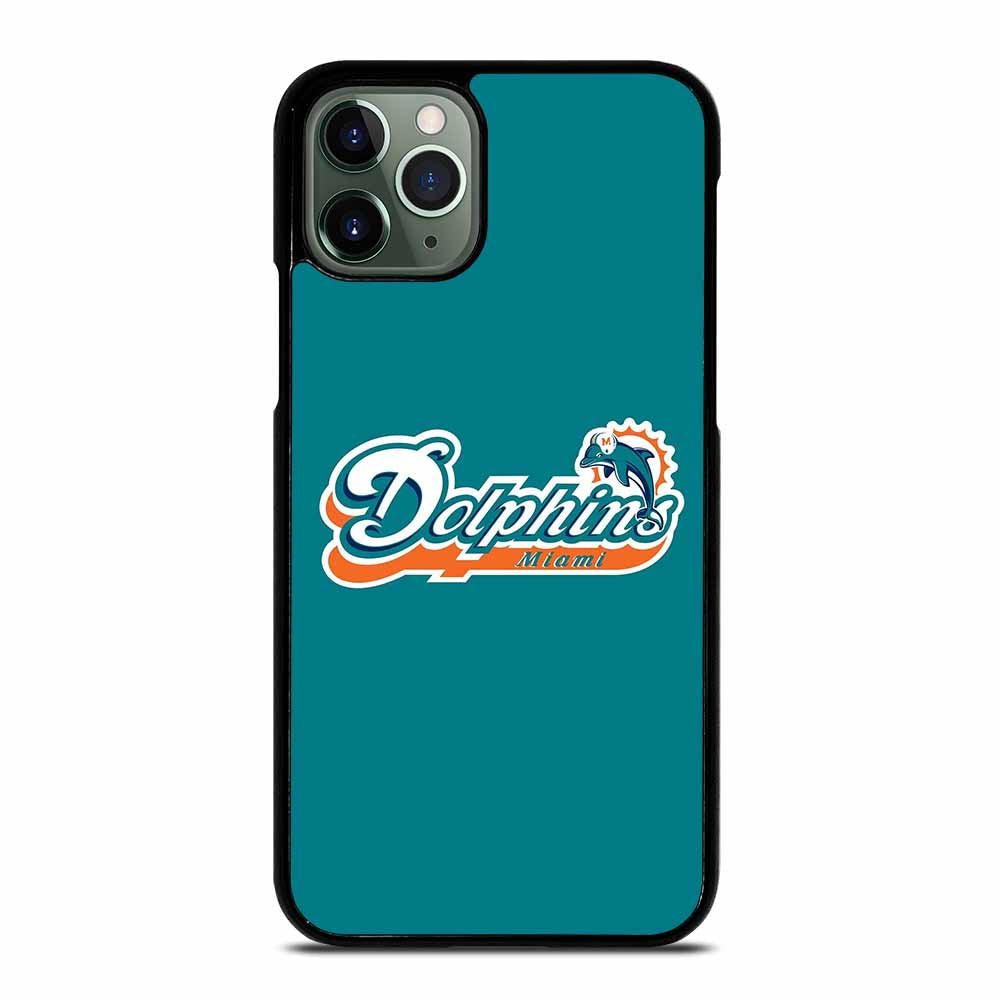 MIAMI DOLPHINS NFL iPhone 11 Pro Max Case