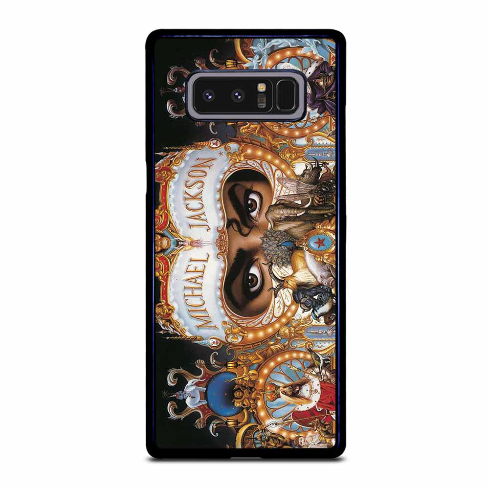 MICHAEL JACKSON DANGEROUS Samsung Galaxy Note 8 case